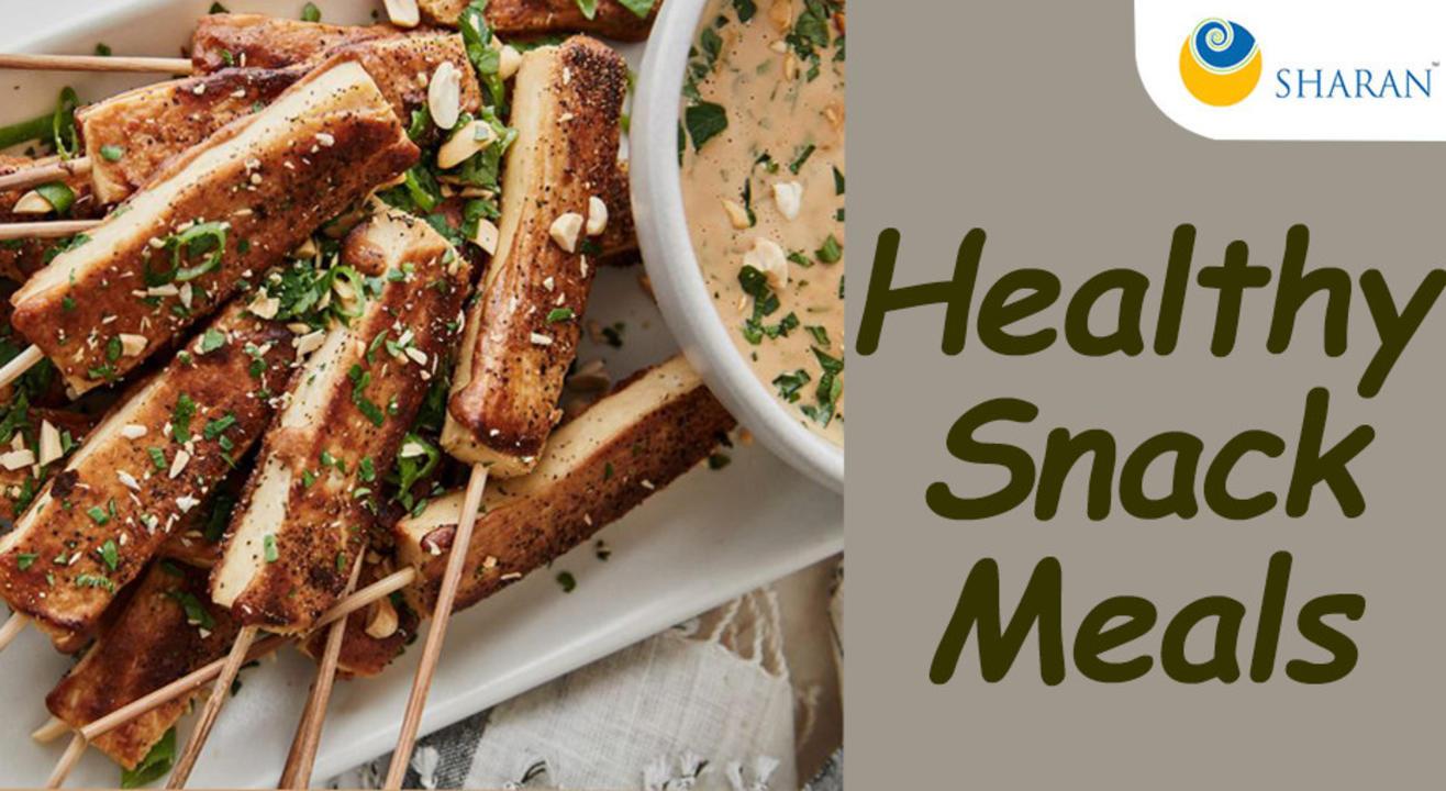 Healthy Snack Meals