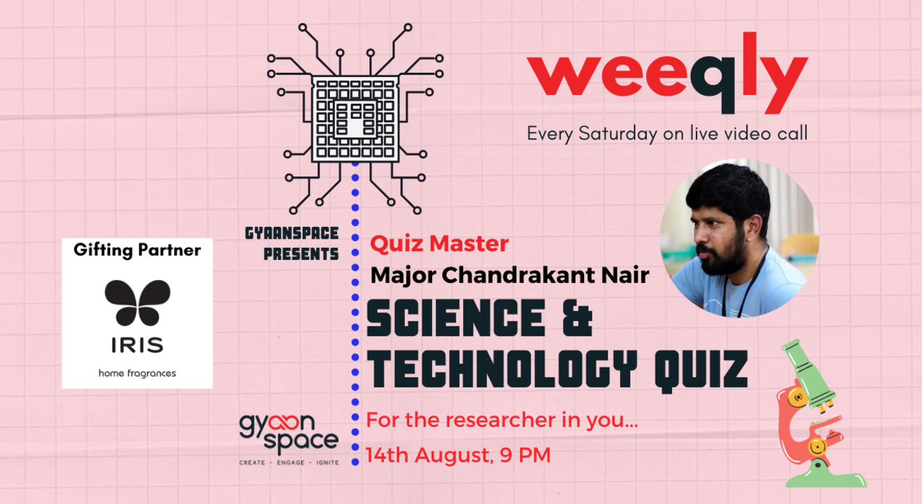 Weeqly- The Science and Technology Quiz