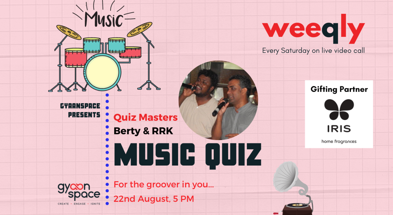 Weeqly- The Music Quiz