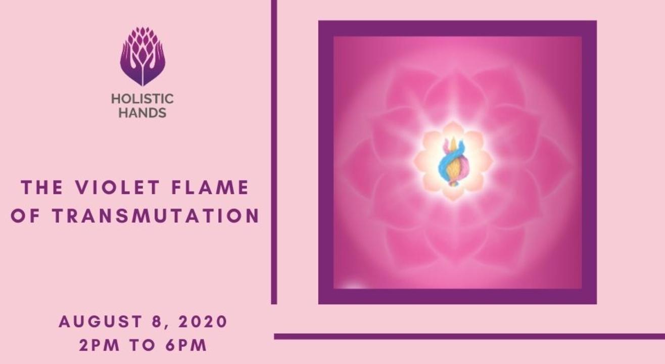 The Violet Flame of Transmutation