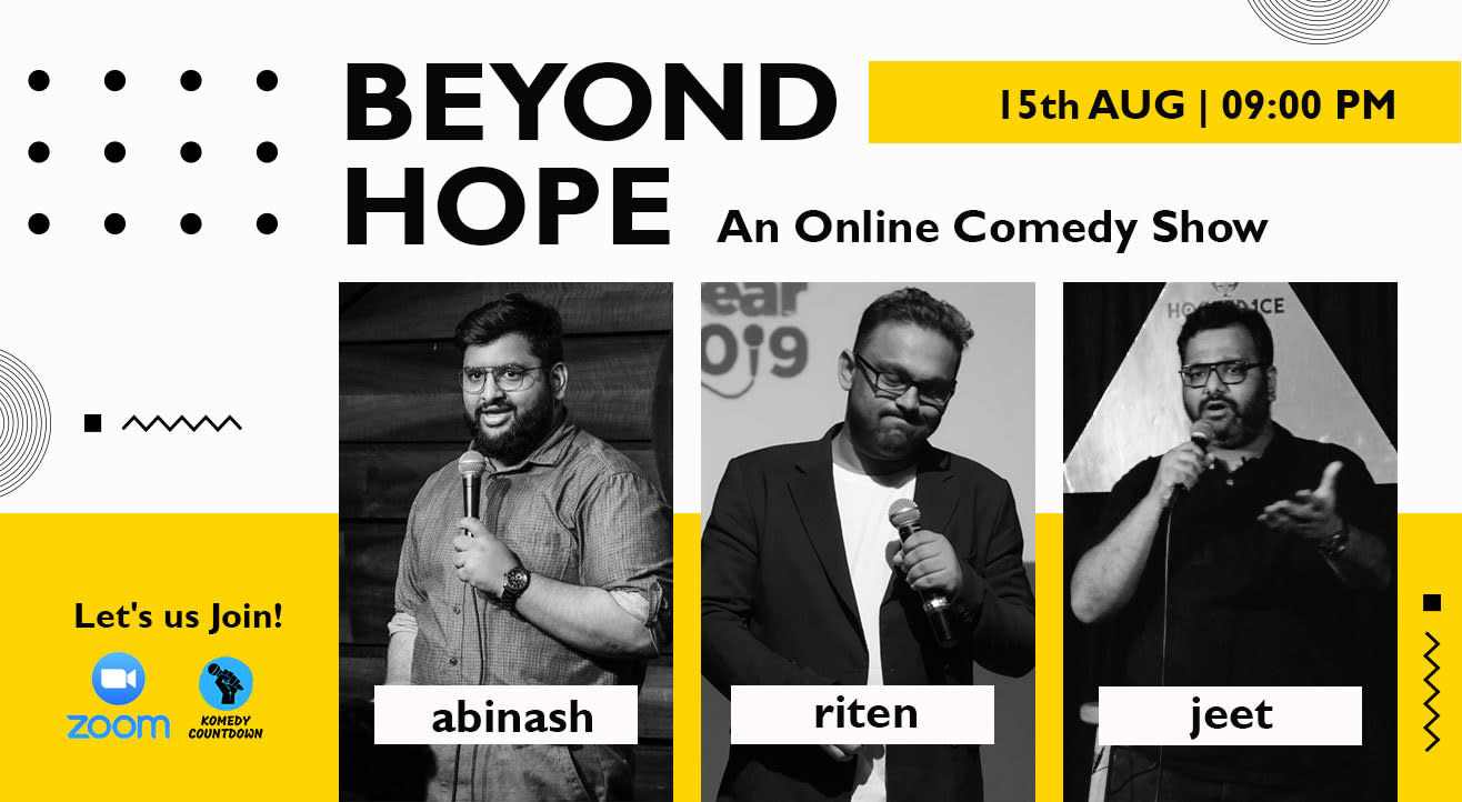 Beyond Hope! - An Online Comedy Show