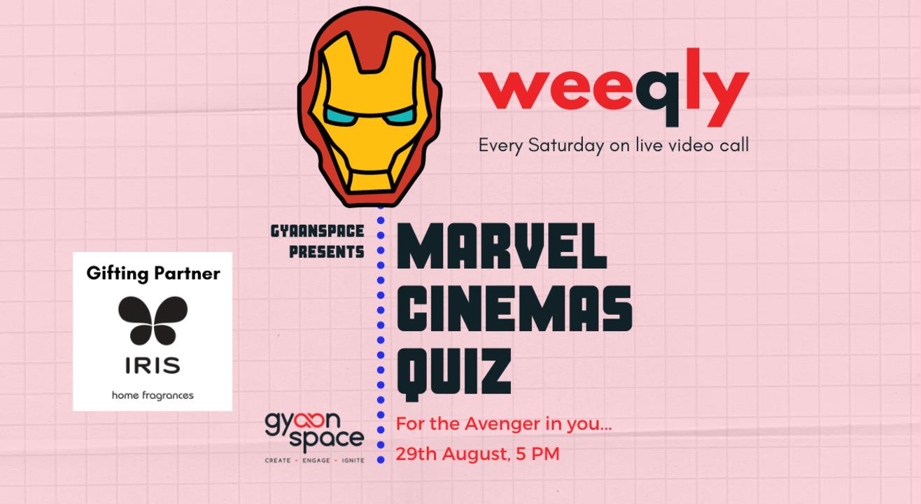 Weeqly- The Marvel Cinemas Quiz