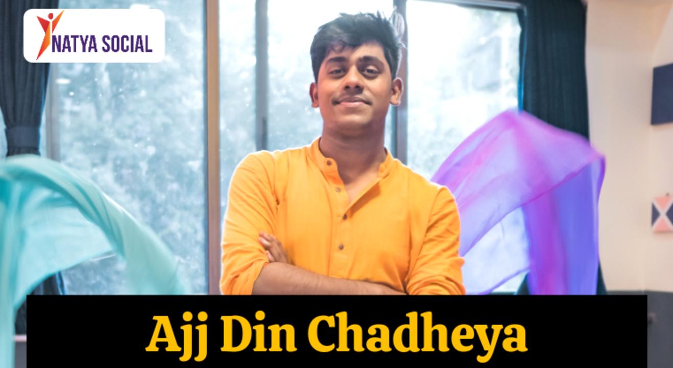 Natya Social - Ajj Din Chadheya Weekend