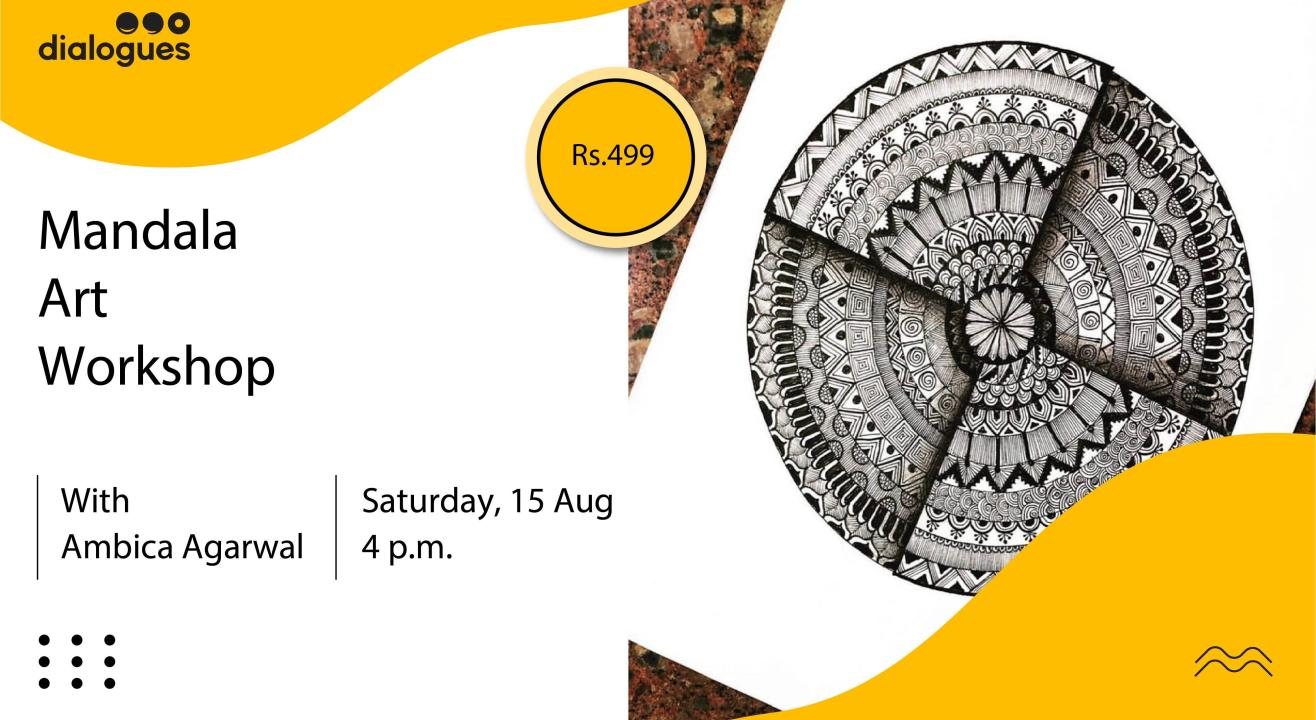 Mandala Art Workshop