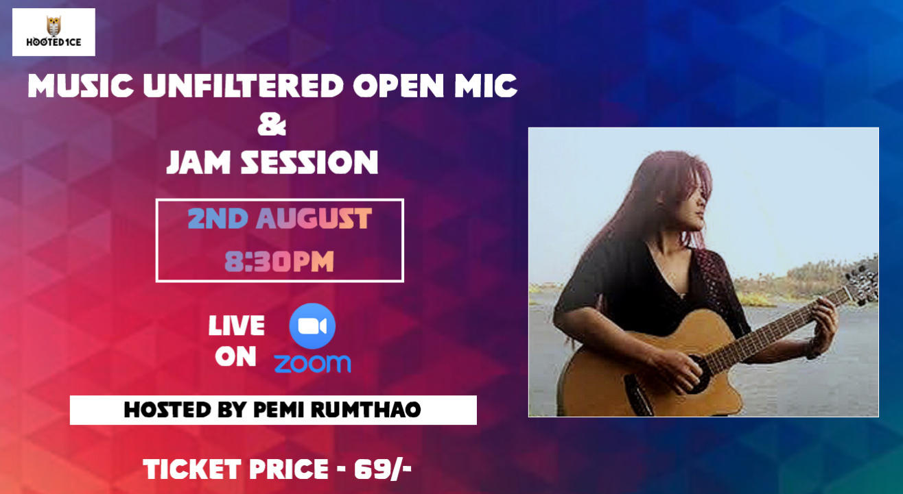 Music Unfiltered Open Mic & Jam Session ft. Pemi Rumthao