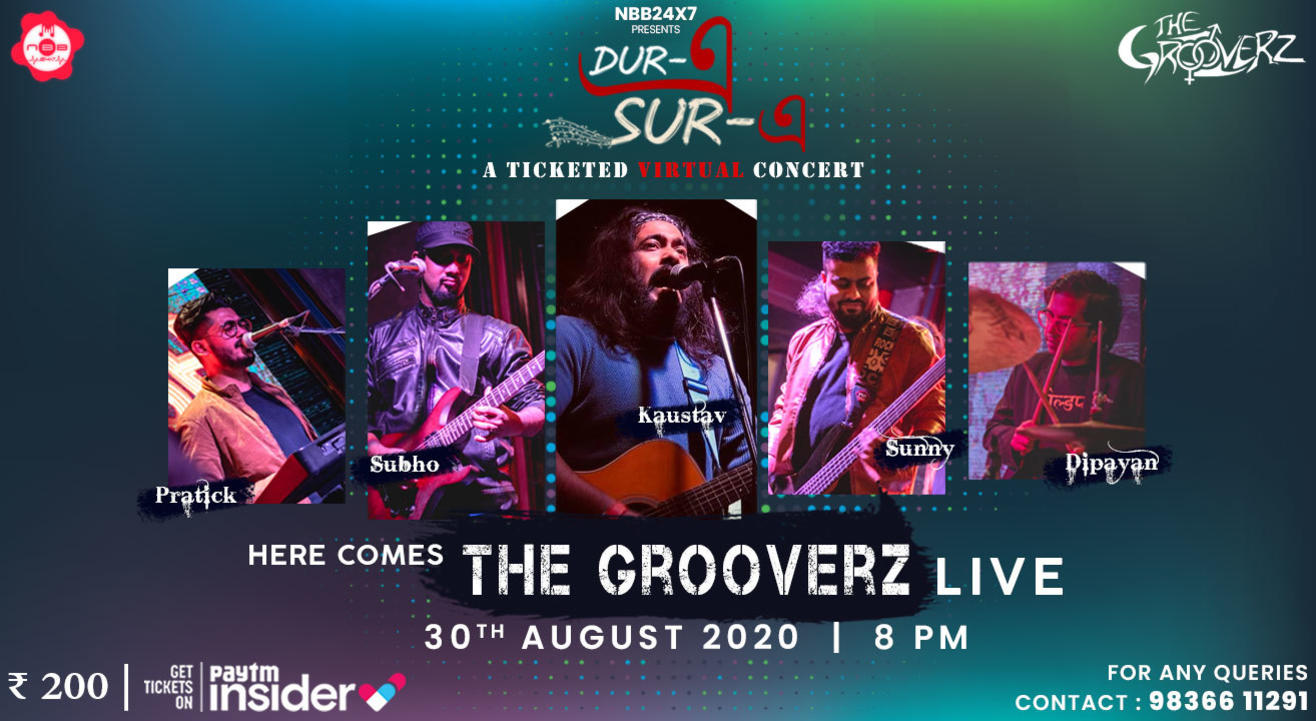 Dur e Sur e with The Grooverz