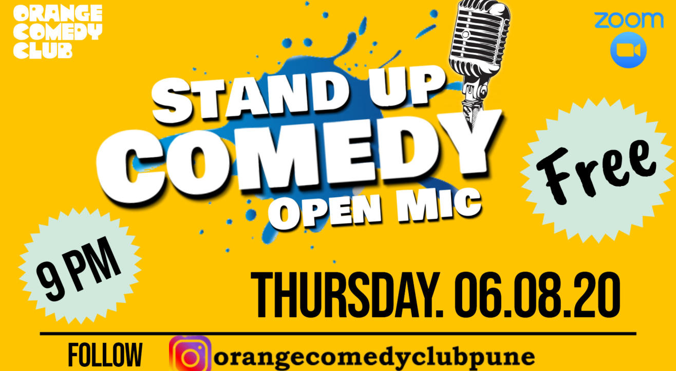 Free Stand Up Comedy