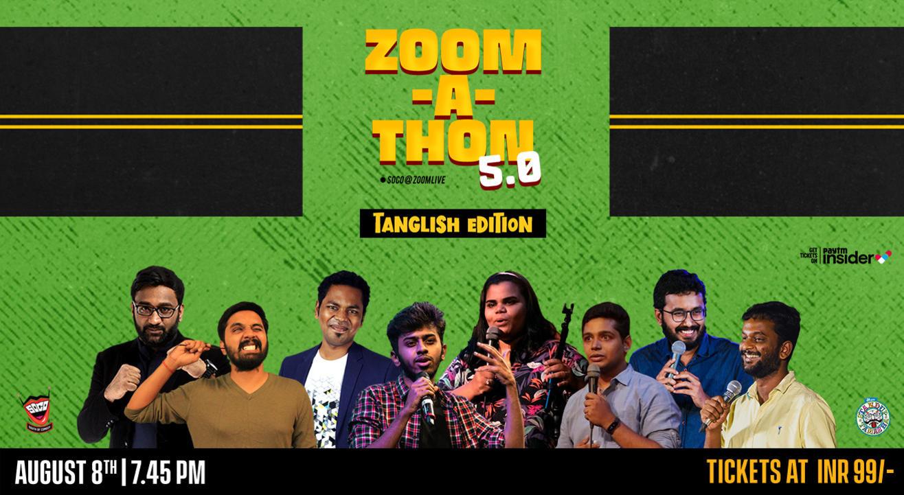 Zoomathon 5.0 (Tanglish)
