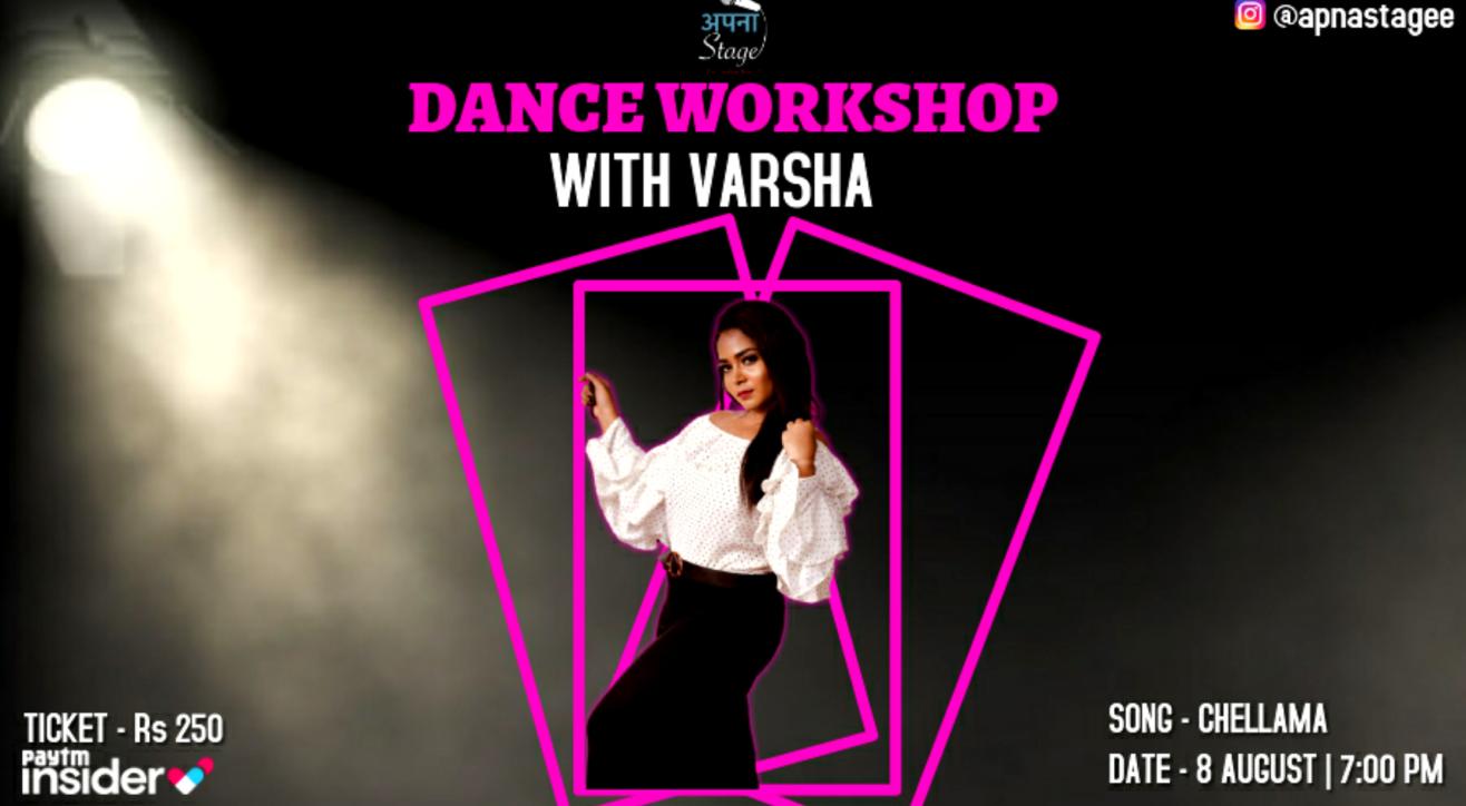 Dance Workshop (Varsha)