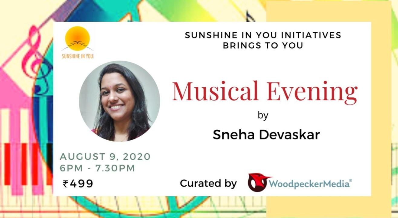 Lets Talk Music with Sneha