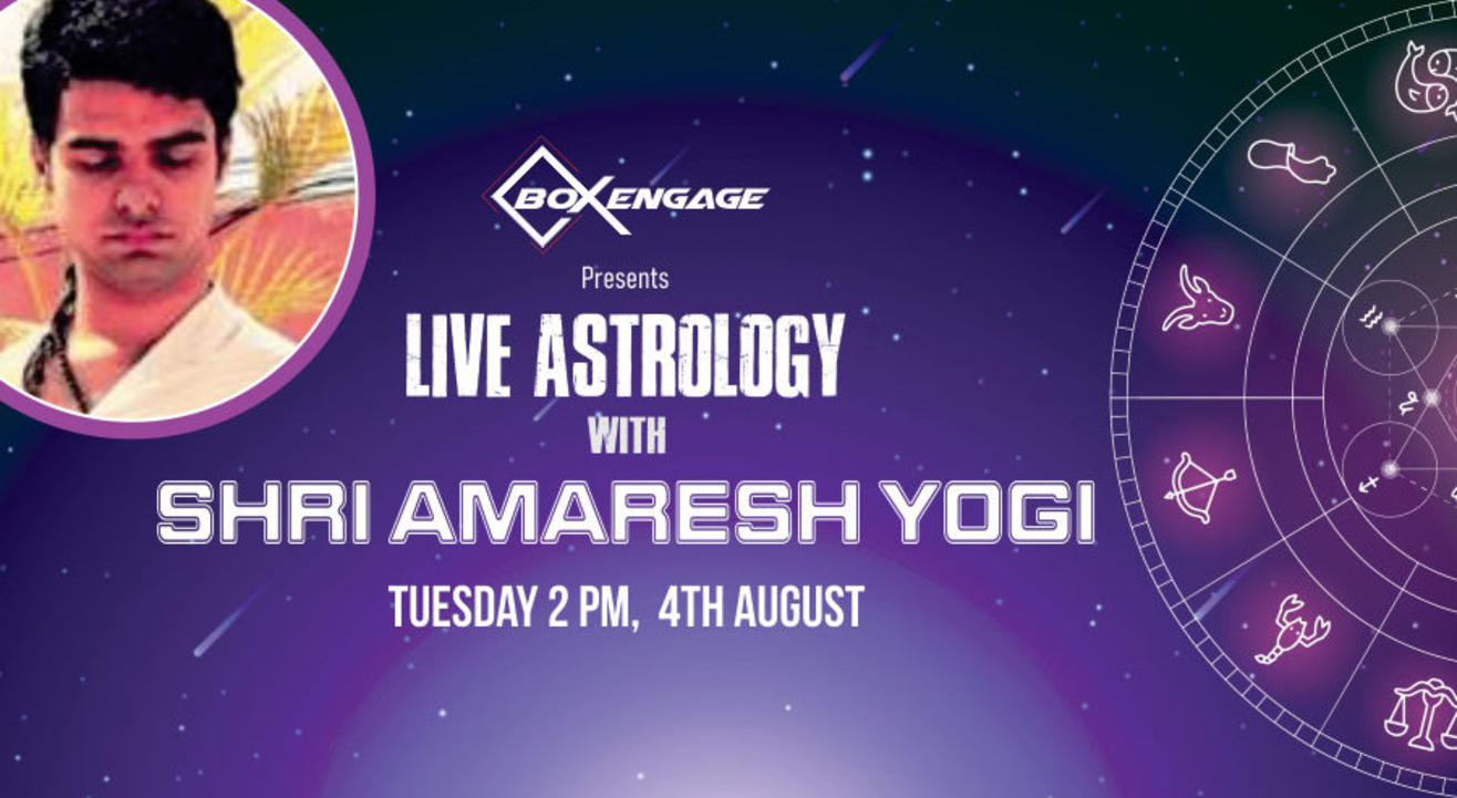 Live Astrology with Shri Amaresh Yogi