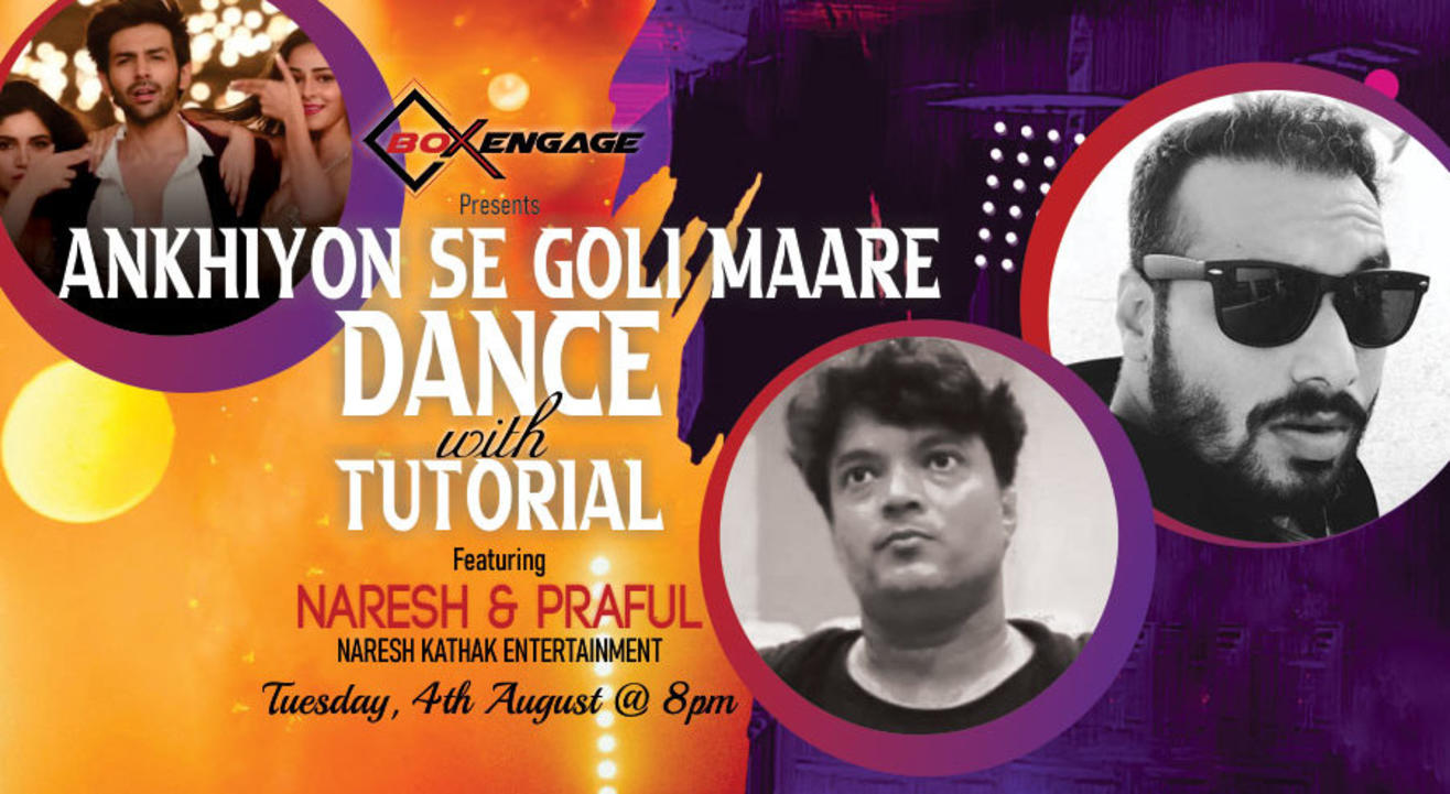 Ankhiyon Se Goli Maare Dance with Tutorial