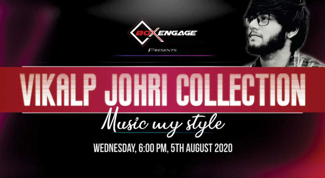 Vikalp Johri Collection - Music My Style