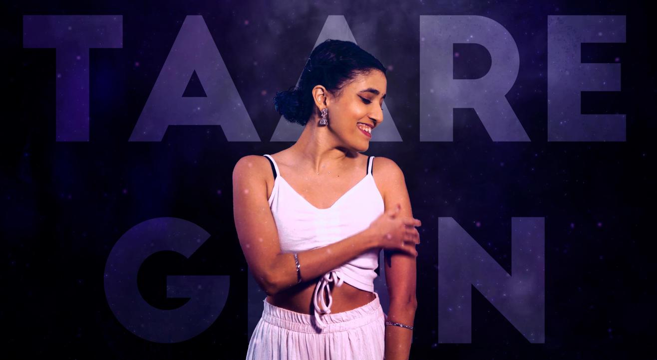 Taare Ginn Dance Workshop - Tanvi Karekar