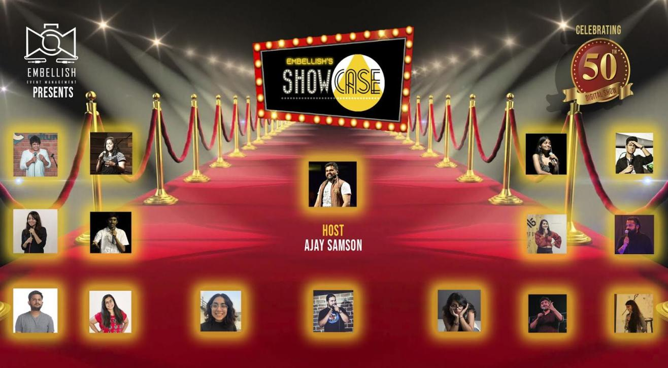 """Embellish's  """"SHOW CASE"""" 