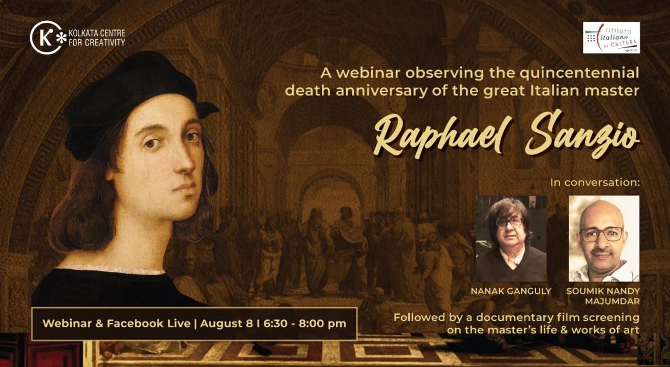 Webinar On Raphael 500th Anniversary