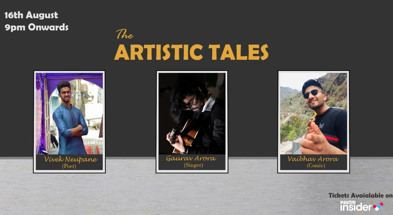 The ARTISTIC TALES