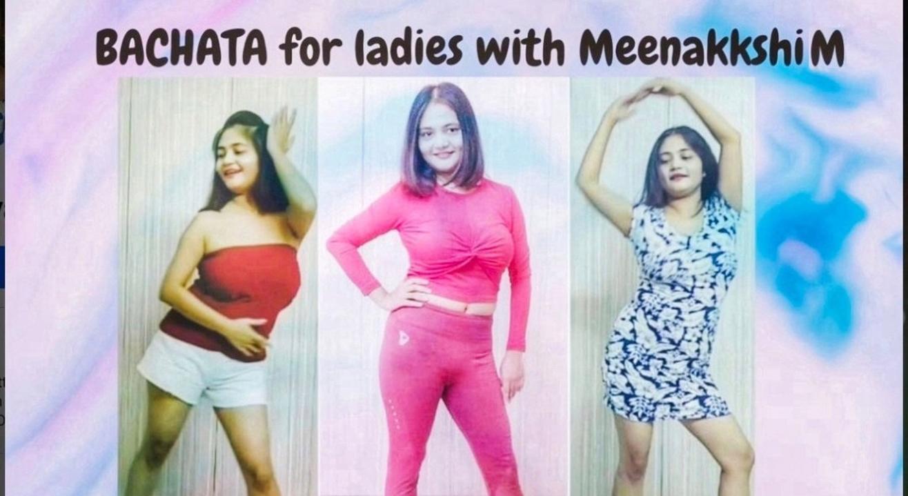 Bachata For Ladies by Meenakkshi M