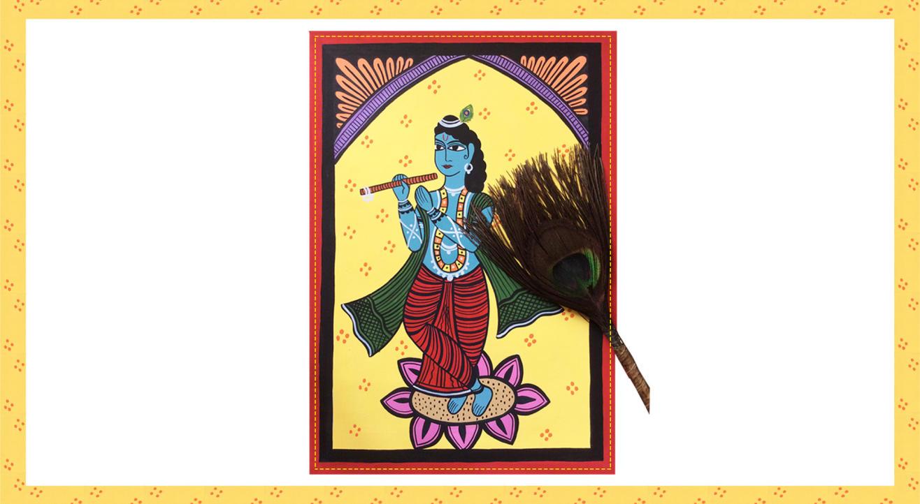 Krishna Pattachitra