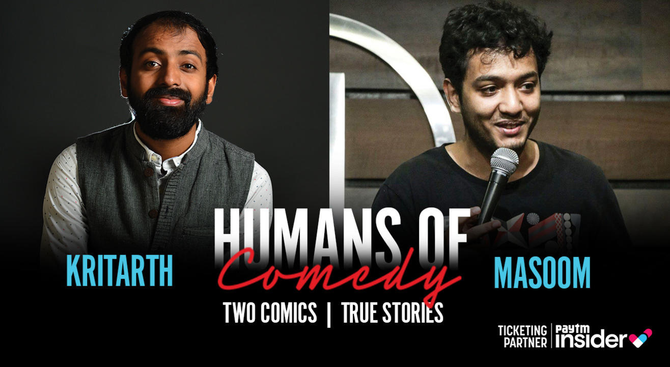 Humans of Comedy | Two comics, true stories