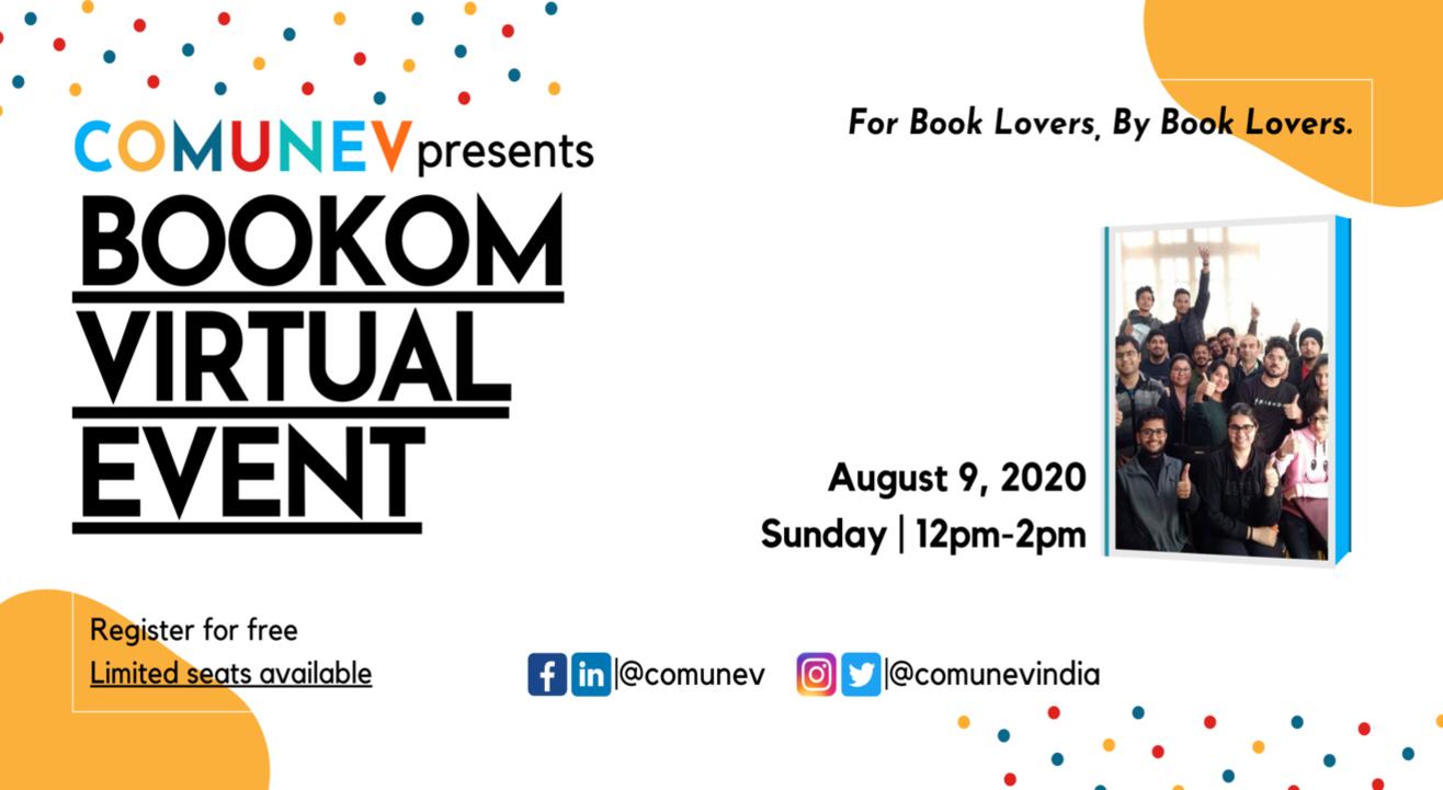 Bookom Virtual Networking Event