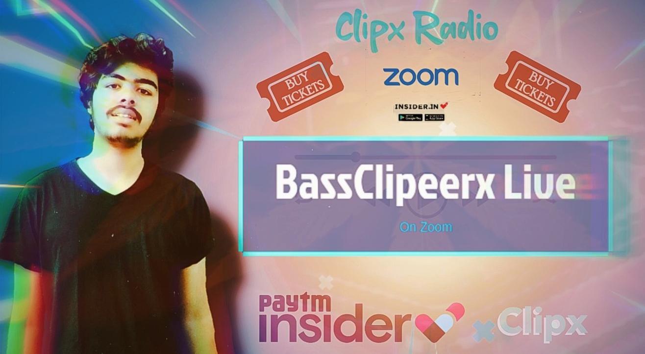 Virtual Festival DJ Set - BassClipeerx Live