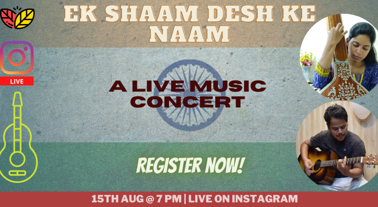 Ek Shaam Desh Ke Naam - Virtual Music Concert