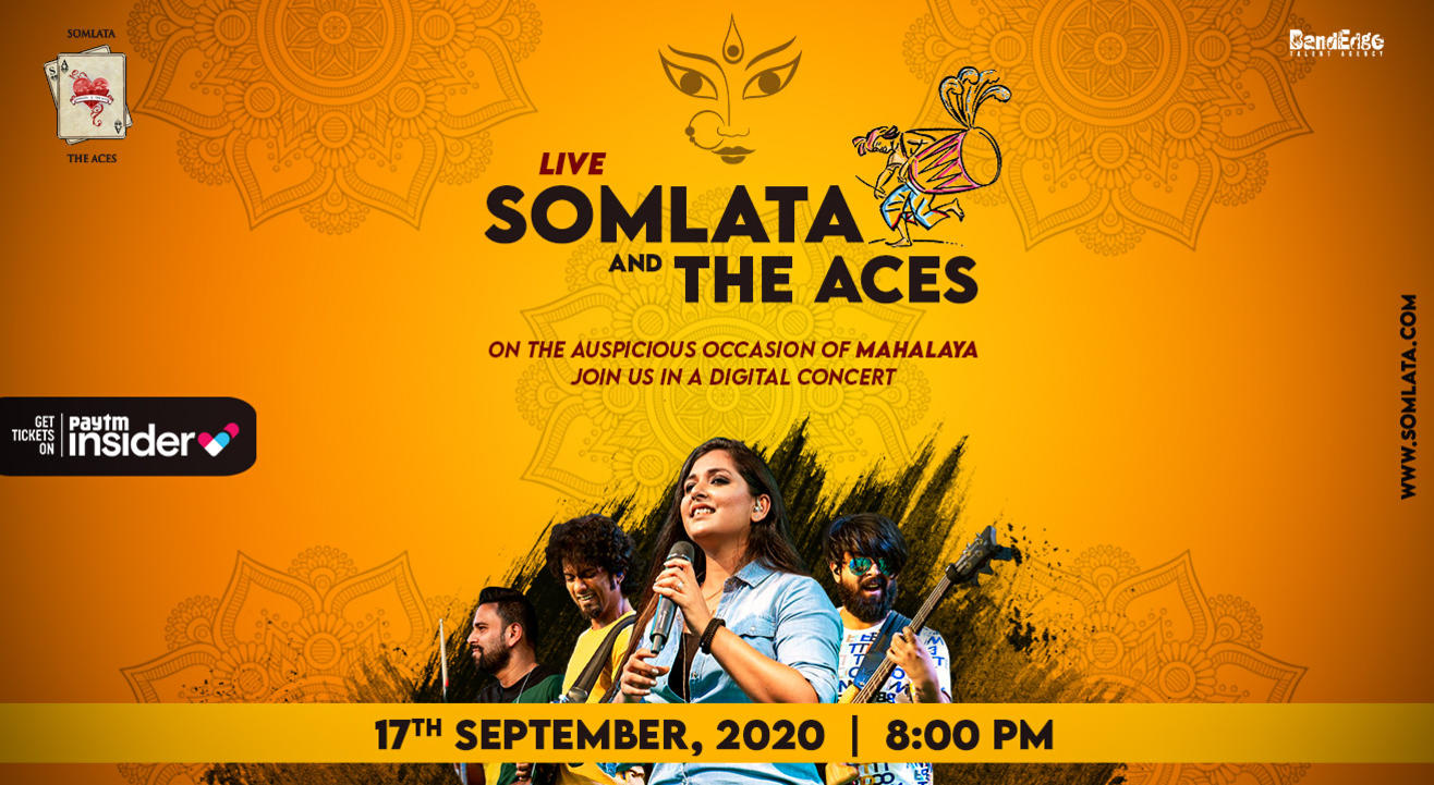 Somlata And The Aces - Live in Digital Concert