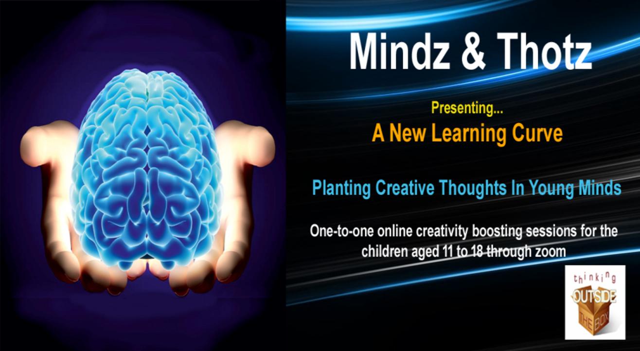 Mindz & Thotz - Creativity Boosting Sessions for the Kids
