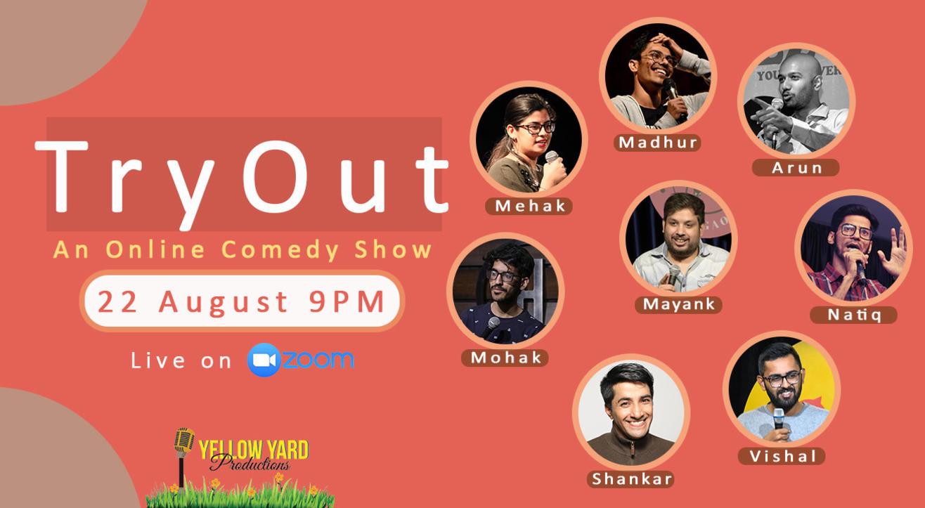 TryOut ft. Shankar Chugani