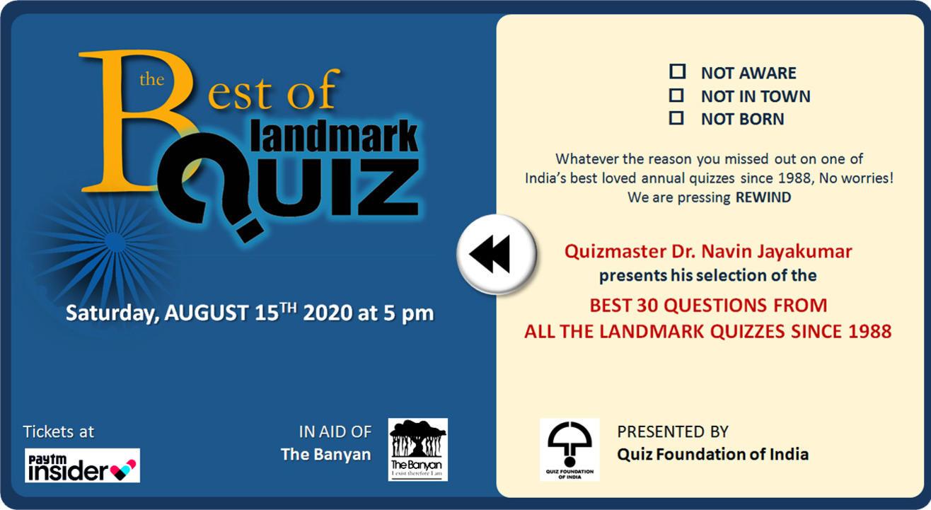 The Best of Landmark Quiz