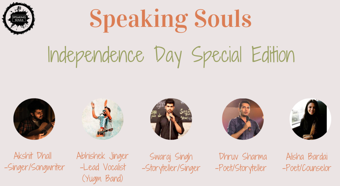 Speaking Souls : Independence Day Special Edition
