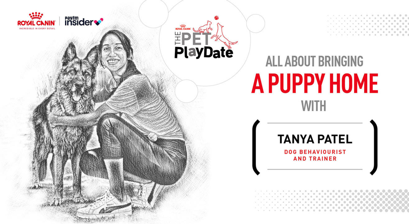 The Pet Playdate with Royal Canin Feat. Tanya Patel