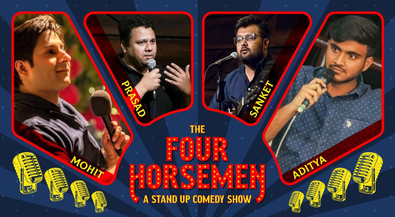 4 Horsemen - A Stand-up Comedy Show