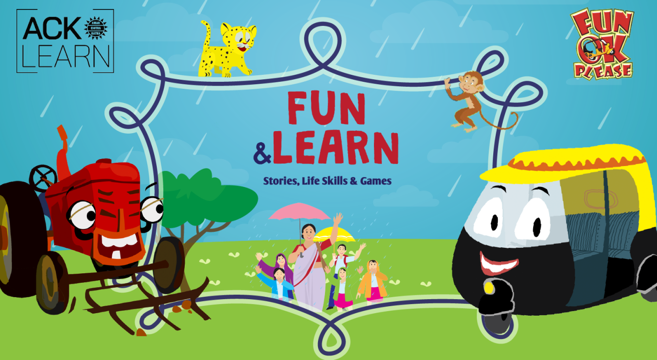 Fun & Learn by Fun Ok Please