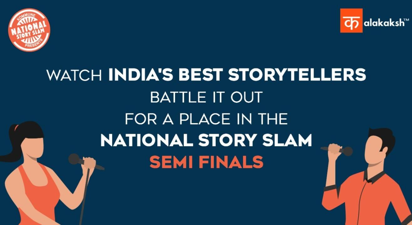 National Story Slam Regional Qualifiers - East Zone