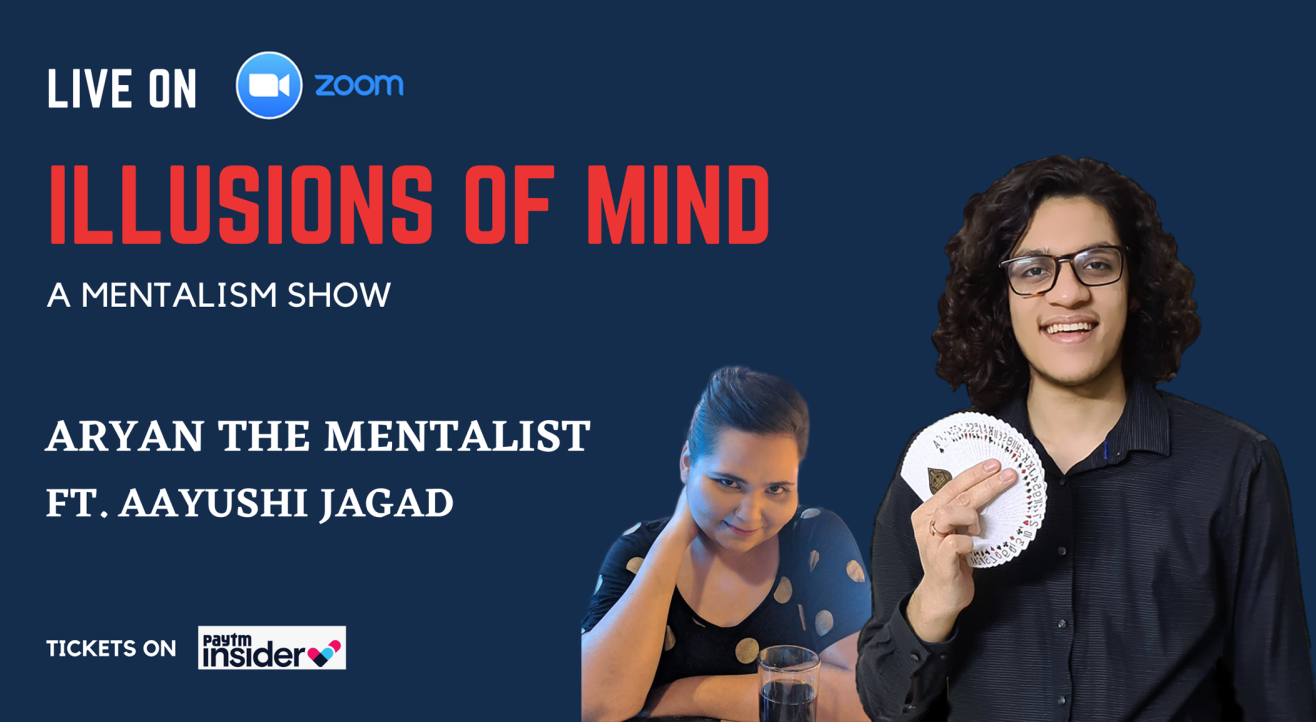 Illusions of Mind: A Mentalism Show