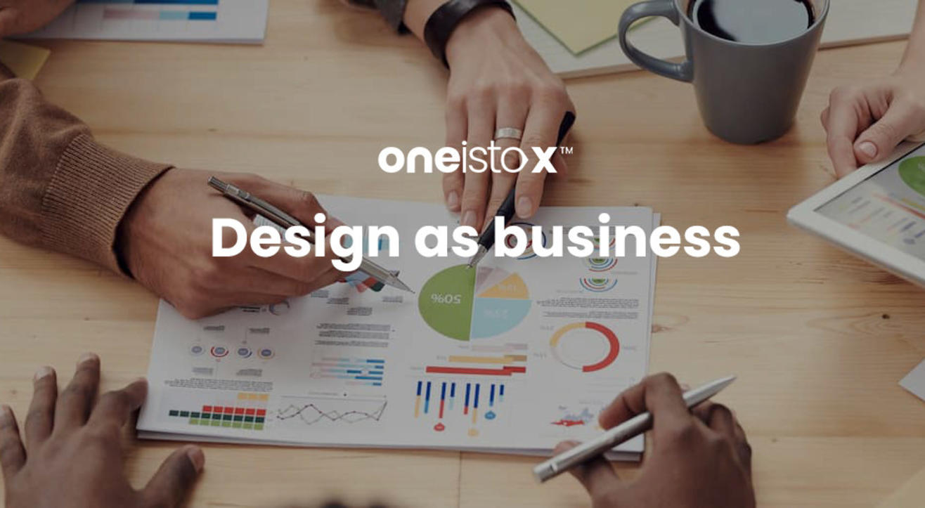 Oneistox - Design as business Workshop