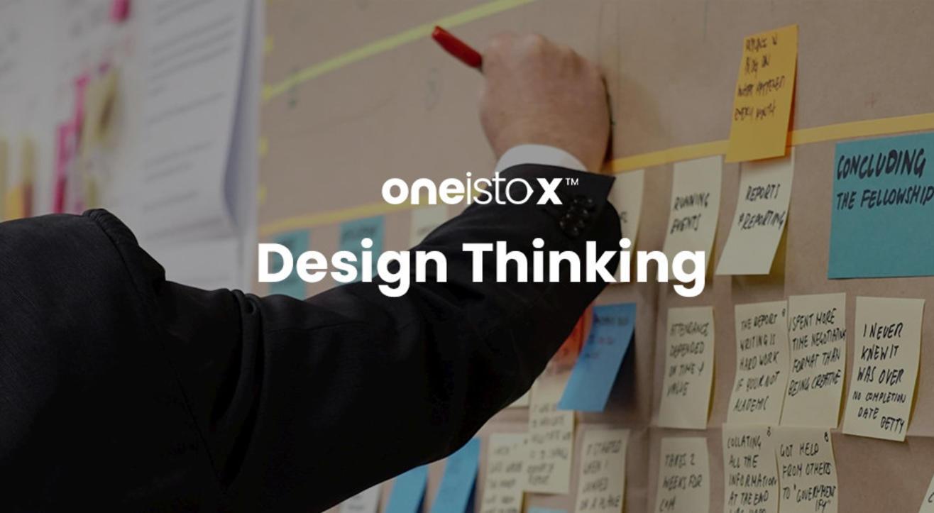 Oneistox - Design Thinking workshop