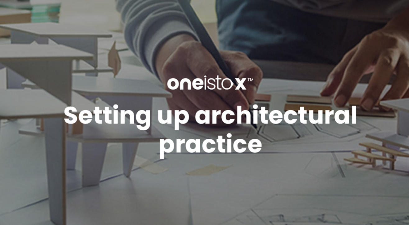 Oneistox - Setting up architectural practice workshop