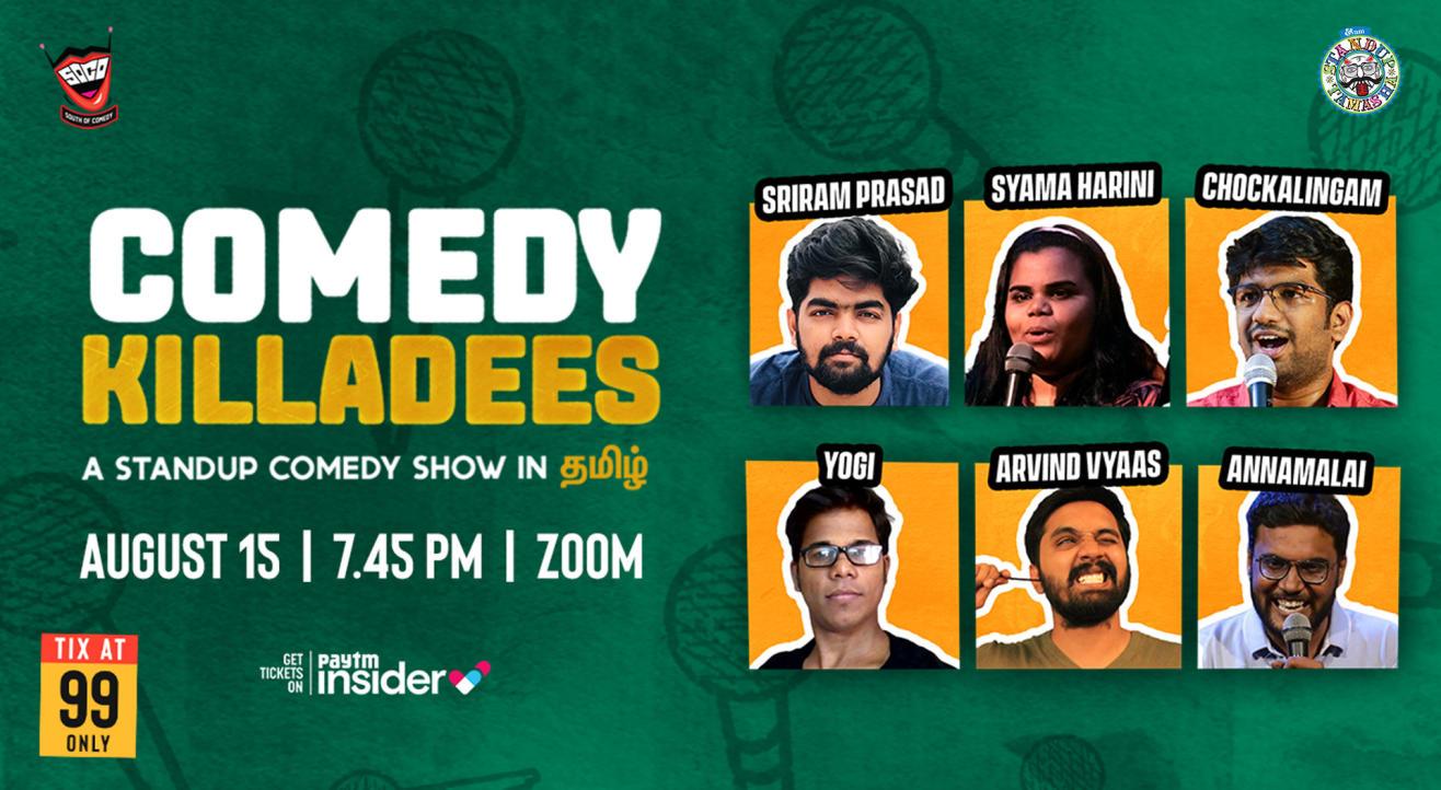 Comedy Killadees (Tamil)