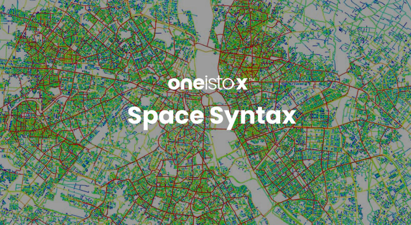 Oneistox - Space Syntax Workshop