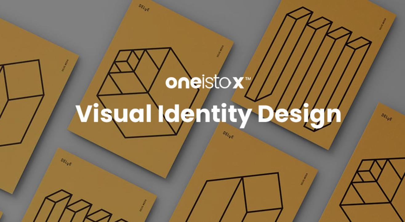 Oneistox - Visual Identity Design Workshop