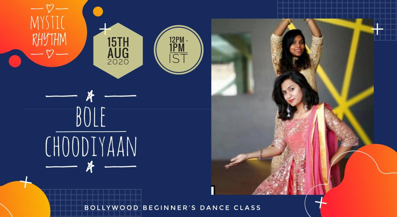 Mystic Rhythm Bollywood Workshop
