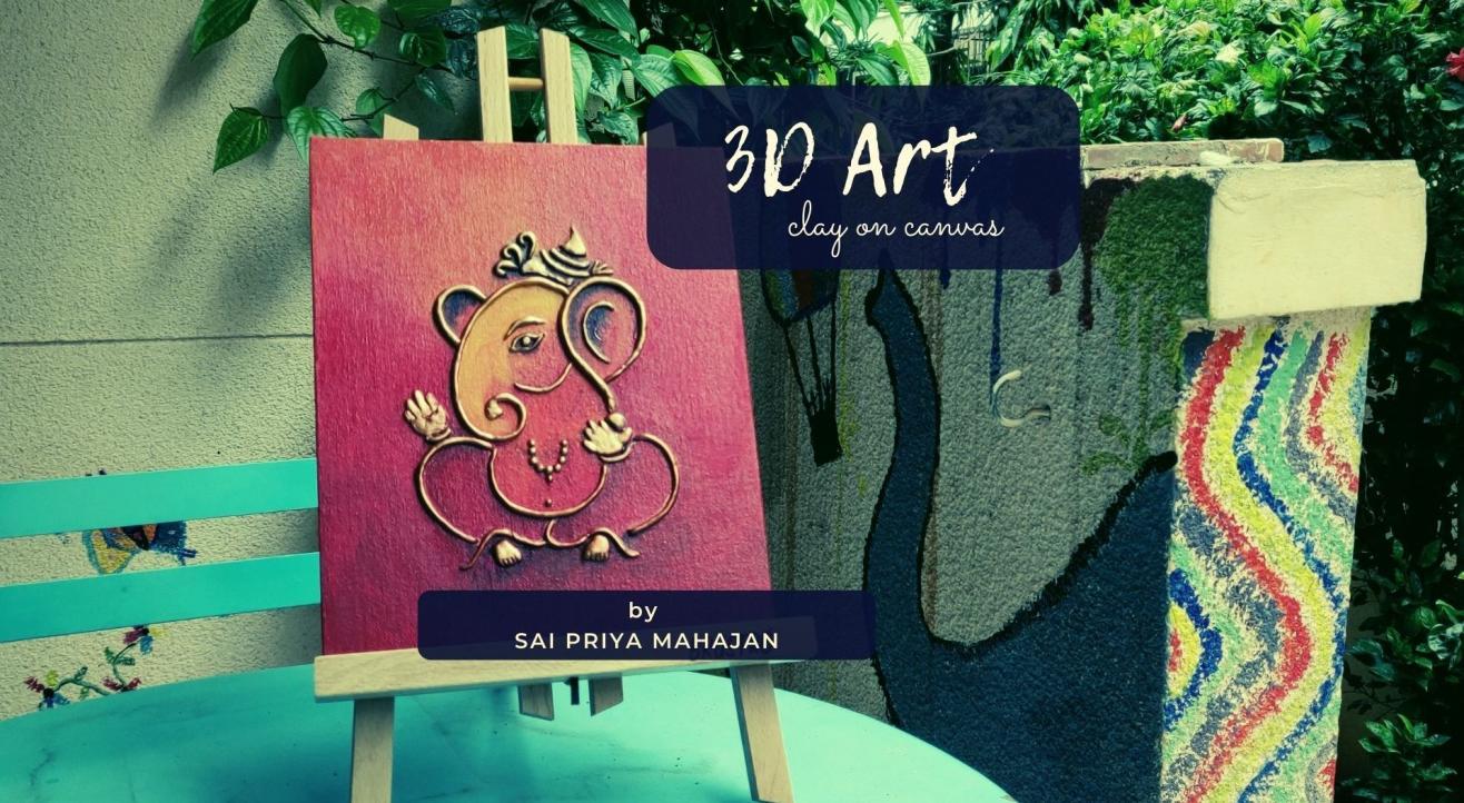 Ganesha 3D Art Workshop