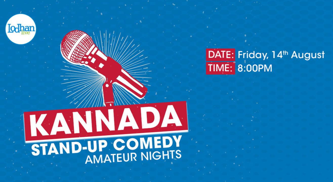Kannada Stand-Up Comedy (Online Show) by Lodhan live