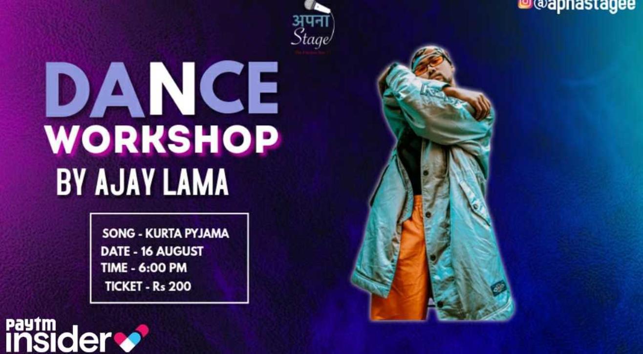 Dance Workshop ( Kurta Pajama)