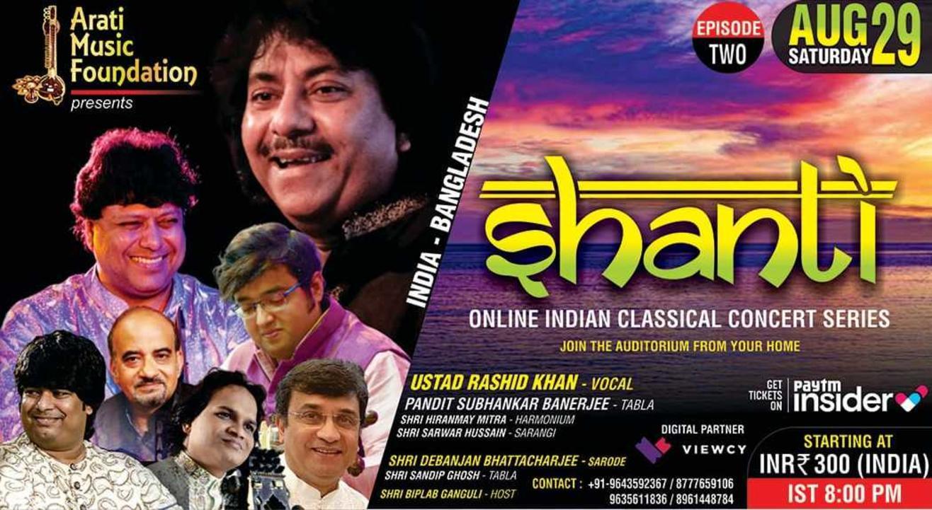 SHANTI - EP 2 - INDIAN TIMEZONE