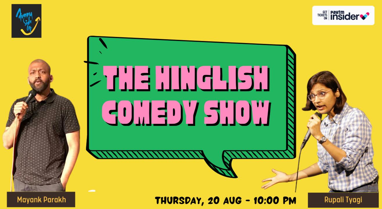 The Hinglish Comedy Show