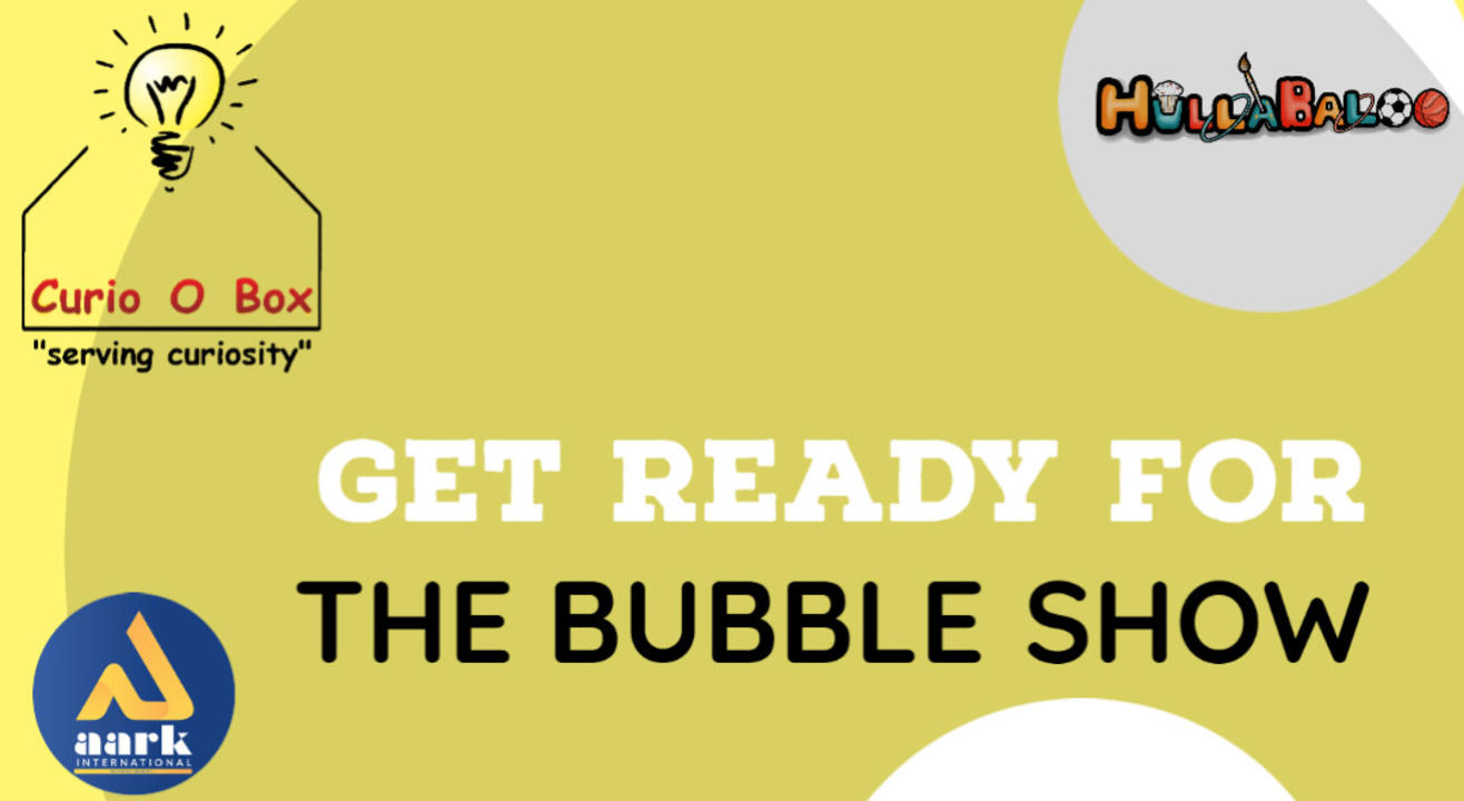 Celebrate Independence Day with The Bubble Show !